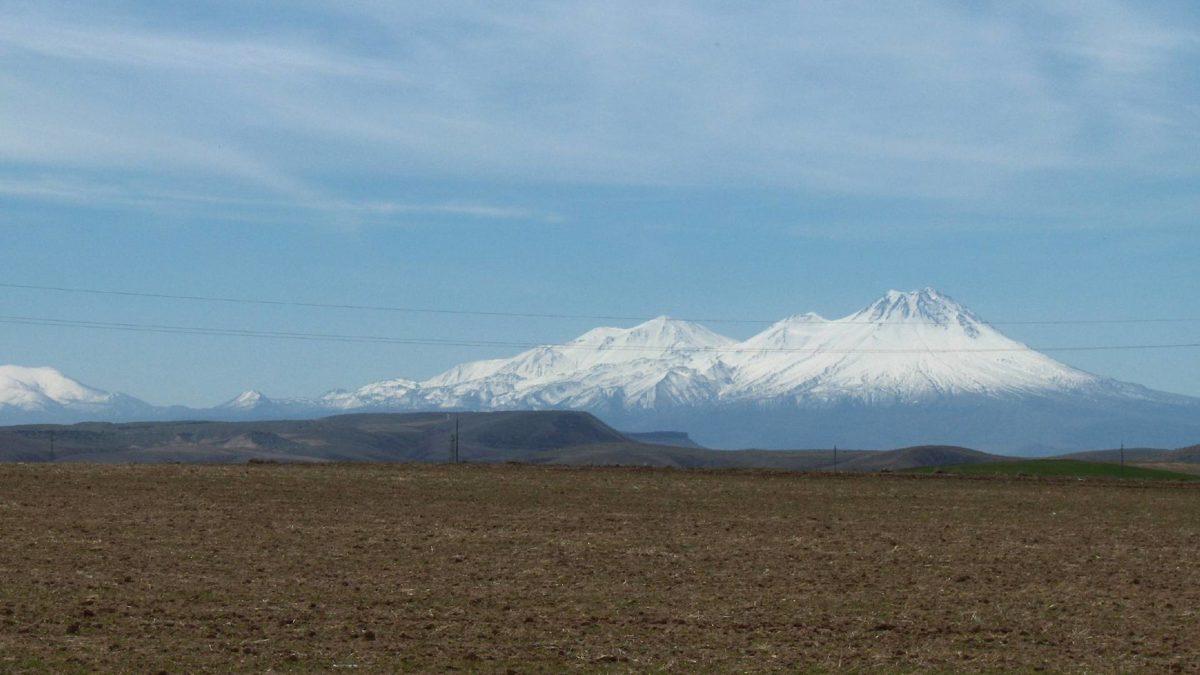 Hasan Dağ Volcano