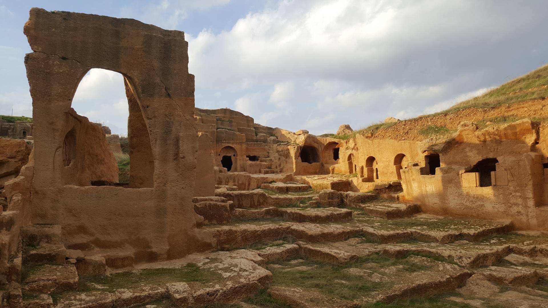 Dara nekropolis