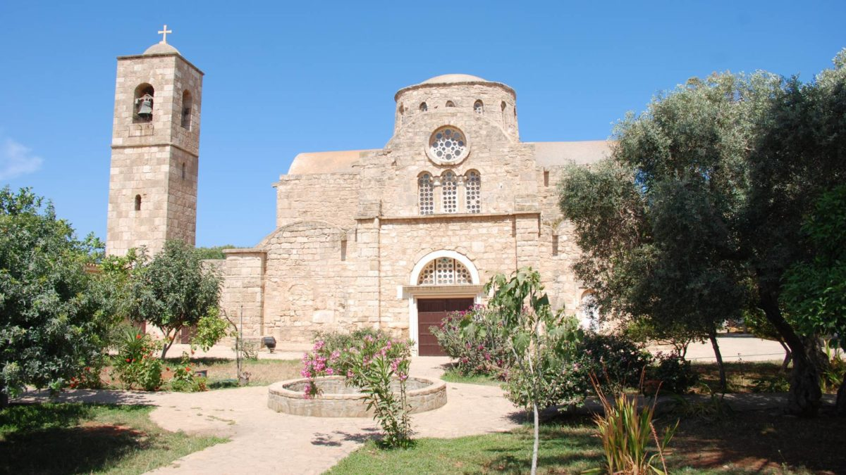 St. Barnabas Monastery