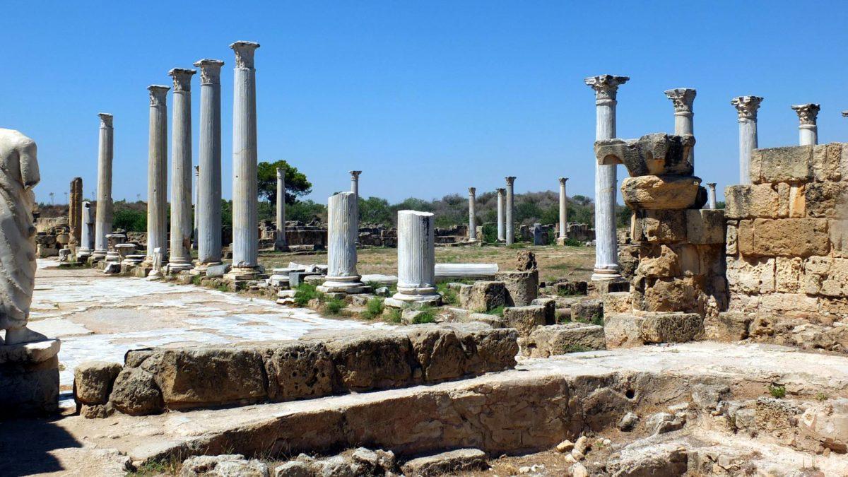 Archeological park Salamis