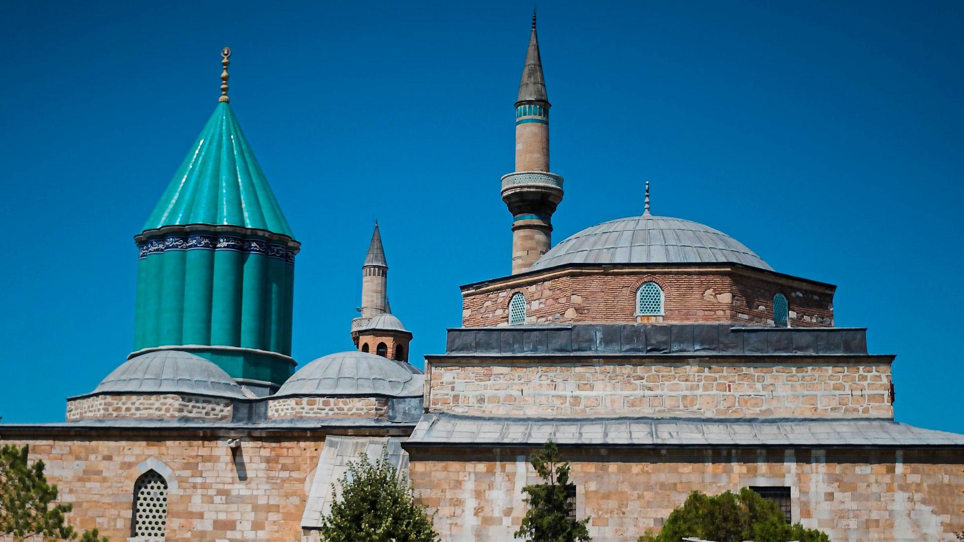 Konya: Mystical, Ancient and Modern