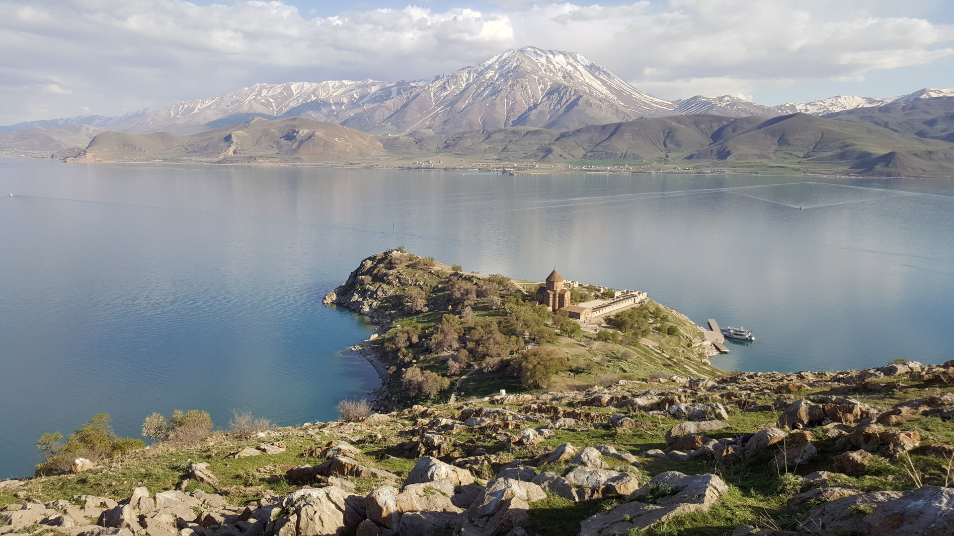 Secrets of Lake Van