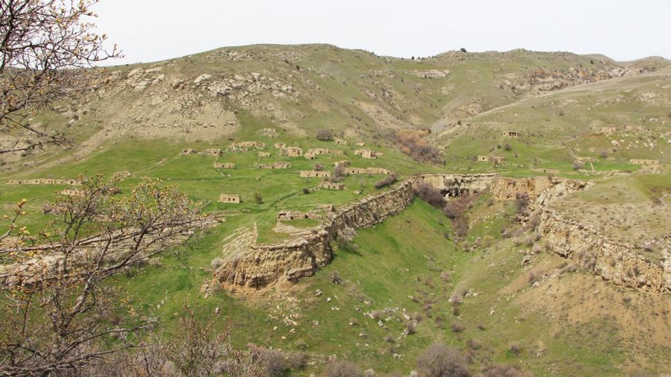 Nokhur mountain village