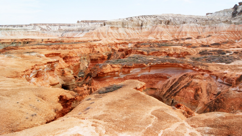 Grand Canyons of Turkmenistan