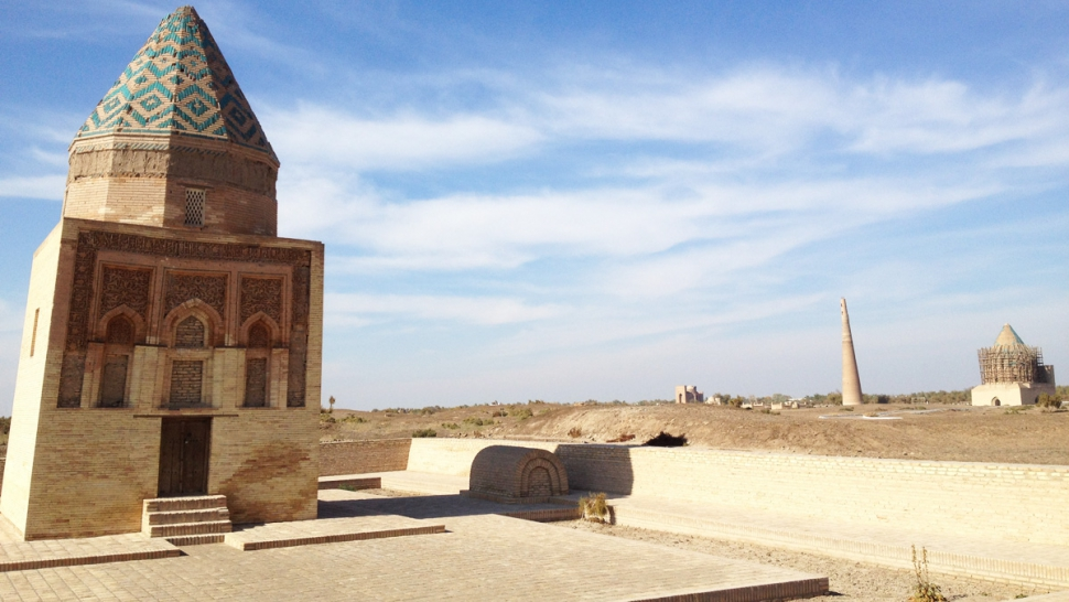 Monuments of Kunya-Urgench