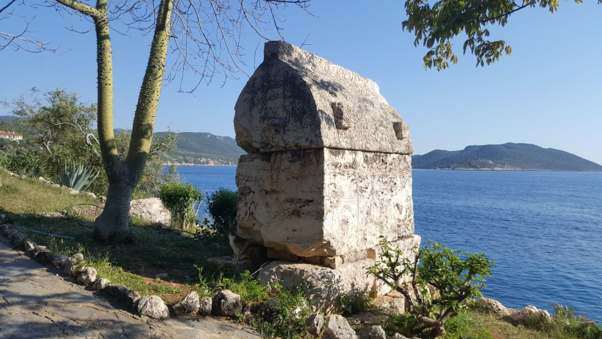 Kaş – a resort town in Turkey: pictures, hotels, beaches and attractions